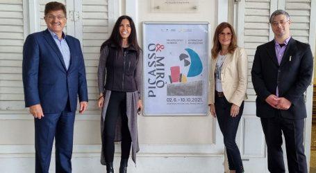 Ekskluzivna izložba: Picasso i Miró stižu u Opatiju