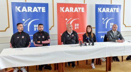 Hrvatska je domaćin Europskog prvenstva u karateu, nastupit će karatisti iz 48 zemalja