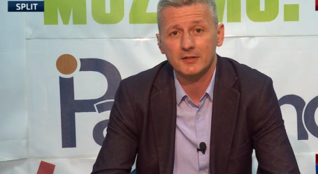 """Kandidat za gradonačelnika Splita Prkić o Mihanoviću: """"Kako plagijat može naškoditi biračkom tijelu HDZ-a?!"""""""