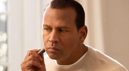 Osam nijansi korektora:  Alex Rodriguez predstavio liniju kozmetike za muškarce