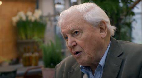 Sir David Attenborough postao 'narodnim zastupnikom' uoči klimatske konferencije COP26