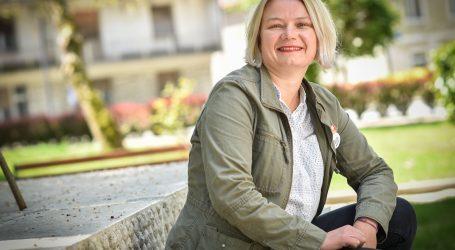 """Suzana Jašić: """"Hrvatsku treba promijeniti. Možemo! je druga snaga u zemlji"""""""