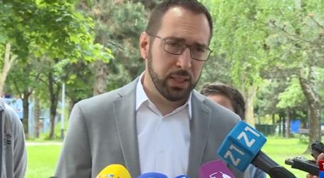 """Tomislav Tomašević: """"Ako ne mogu izdržati ove napade, bolje da se nisam kandidirao"""""""
