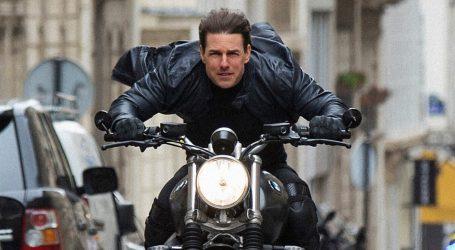 """Tom Cruise objasnio zašto je urlao na ekipu filma """"Nemoguća misija 7"""""""