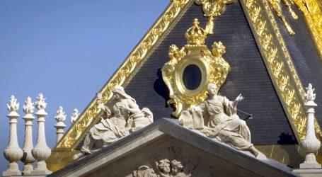 Francuska: Završena obnova dvorca Versailles