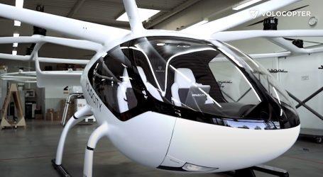 Njemačka tvrtka Volocopter i kineski Geelye u poslu s letećim taxijima