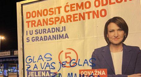 BBB-i grafitima uputili zahtjeve gradonačelničkim kandidatima