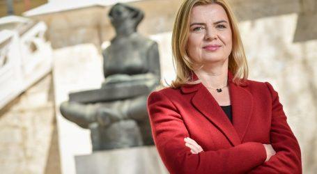 """Zlata Đurđević: """"Ne predlažem da politika bira suce, nego tražim transparentan i objektivan izbor sudaca"""""""