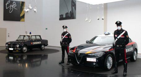 Dugogodišnja suradnja: Talijanska policija dobila Alfa Romeo Giuliju otpornu na metke