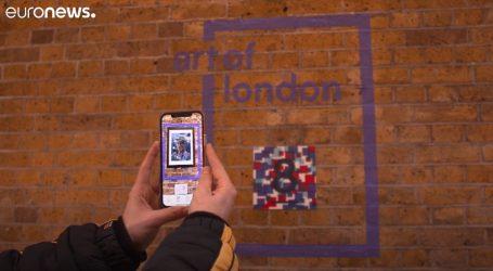 Londonski muzeji ponudili aplikaciju koja na uličnim zidovima otkriva umjetnička djela