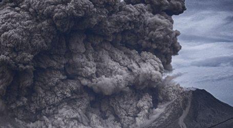 Erupcija vulkana u DR Kongu, panika u obližnjem gradu
