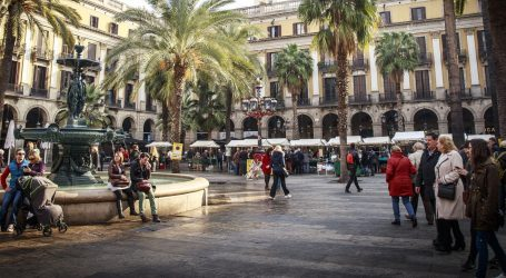Španjolska u travnju sa 4,05 milijuna rezervacija noćenja u hotelima