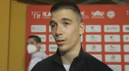 EP karate u Poreču: Boran Berak izborio meč za broncu
