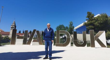 Najstariji donator u projektu Za sva vrimena: Više bih volio da mi ime bude na ulazu u Poljud nego na Bijeloj kući