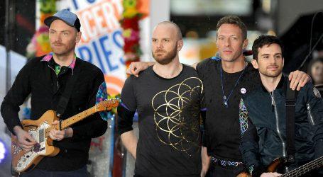 Coldplay uživo na TikToku povodom Dana crvenih nosova