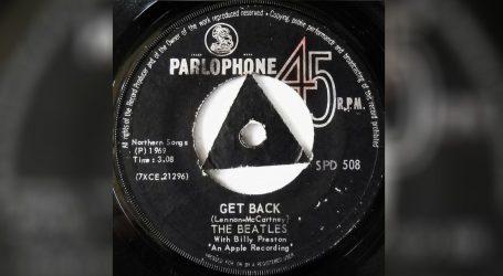 Kraj Beatlesa najavio je 1969. singl Get Back, bila je to poruka za Yoko Ono