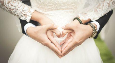 Kampanja 'A što s vjenčanjima!' u Britaniji: Industrija svadbi strahuje od kolapsa ako se koronamjere ne ublaže u lipnju