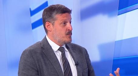 """Analiza ankete: """"Klisović je žrtva uspjeha Tomaševića, HDZ napokon dobio nekoga tko može dobiti više od pet posto"""""""