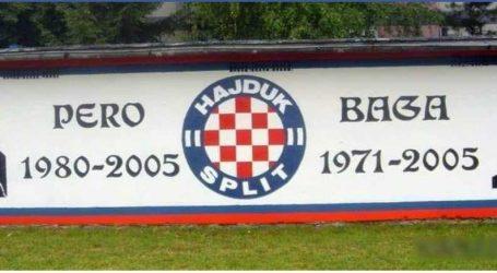 Uz svoj Hajduk u vječnosti: Tragično preminuli karlovački torcidaši na Poljudu Za sva vrimena