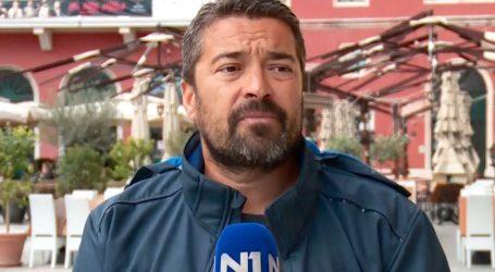 """Markovina: """"HDZ-ovim glasačima ne bi smetalo da je Mihanovićev doktorat plagijat, oni glasaju za hadezeovca tko god on bio"""""""
