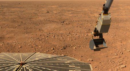 Kina objavila da se njezin rover prvi put provozao površinom Marsa