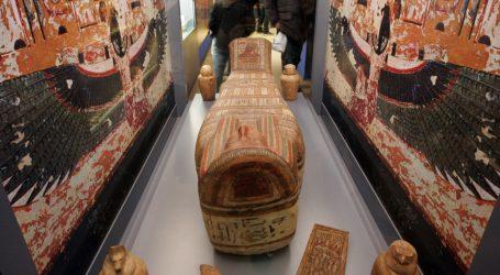 Poljska: Znanstvenici tvrde da su otkrili prvu trudnu egipatsku mumiju