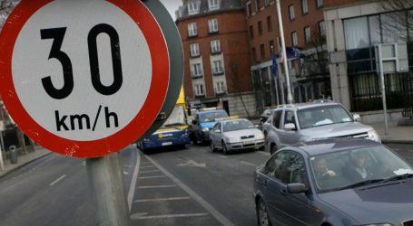 U Španjolskoj dopuštena brzina vožnje u gradovima smanjena na 30 km/h