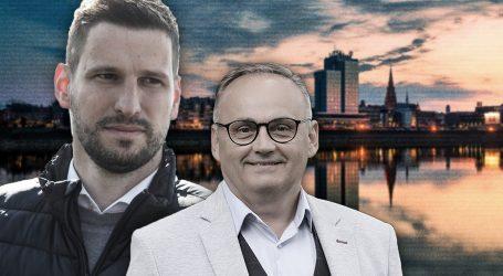 OSIJEK UŽIVO: Obrađena sva biračka mjesta: Ivan Radić novi je gradonačelnik