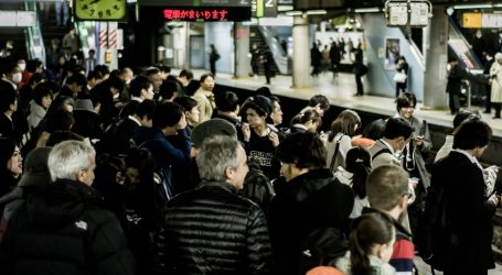 Broj djece na rekordno niskoj razini u sve starijem Japanu