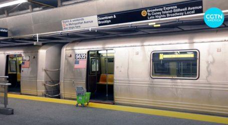 New York: Podzemna željeznica ponovno u punom rasporedu