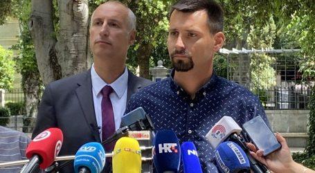 """Puljak i Ivošević završno se obratili biračima u Splitu: """"Gotovo je s kriminalom, korupcijom i namještanjem poslova"""""""
