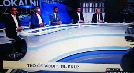 """Sučeljavanje kandidata Rijeke za gradonačelnika: """"Ne može vam netko obećavati nešto 20 godina i ne izvršiti to"""""""