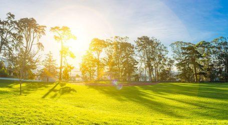 DHMZ: Očekuje nas sunčani i topli ponedjeljak