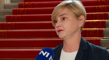 """Benčić: """"Domovinski pokret tvrdi da je Rada Borić bila Radoslav i da je promijenila spol. Neka me Škoro tuži, rado bih ušla u taj spor"""""""