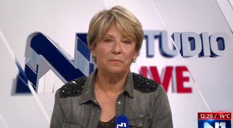 """Sanja Modrić: """"Zaostalo smo društvo. Jedinu županicu vodit ćemo okolo i pokazivati kao medu"""""""