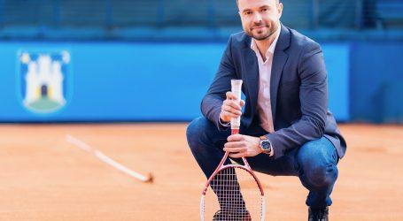 """Belošević: """"Zagrebu smo nakon šest godina vratili muški teniski turnir"""""""