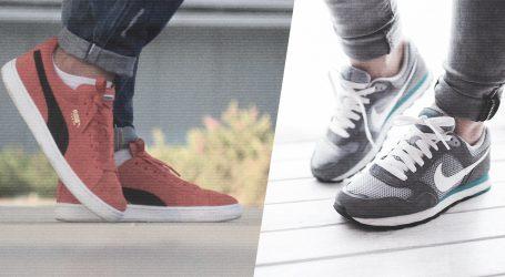 Footwear vs. footware: Nike i Puma na sudu zbog igre riječima za 'pametne tenisice'
