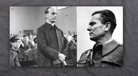 DOKUMENTI GESTAPA I OZN-e: Tito Stepincu: 'Nije lako jer se pravdi mora udovoljiti za najteže povrede čovječnosti!'
