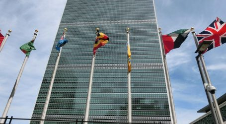 Hrvatska prije 29 godina postala članica UN-a