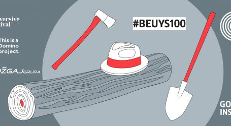 """Eko-performans za Beuysa: """"Dolje s Medvednicom! Želimo nesmetan pogled na Alpe!"""""""