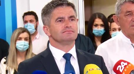"""Vice Mihanović: """"Izgubio sam. Čestitam Puljku na pobjedi"""""""