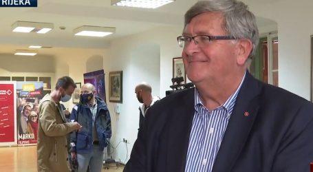 """Gradonačelnik Rijeke na odlasku Vojko Obersnel: """"SDP plaća ceh glavinjanja vodstva"""""""