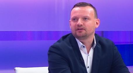 """Kandidat za gradonačelnika Šimunić o aferi s podmićivanjem: """"To je stvorilo ljutnju, ljudi su se probudili"""""""