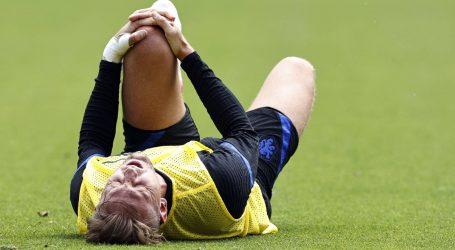 Luuk de Jong na treningu ozlijedio koljeno, Europsko prvenstvo za njega je gotovo