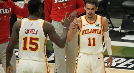 Nova velika utakmica Trae Younga za pobjedu Atlanta Hawksa nad Milwaukee Bucksima