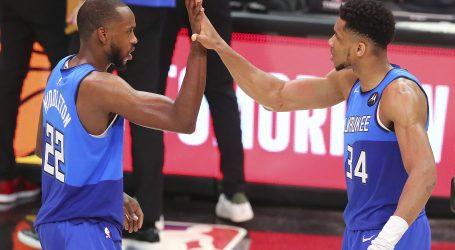 Nova sjajna utakmica Antetokounmpa za prvu pobjedu Milwaukeeja u NBA finalu