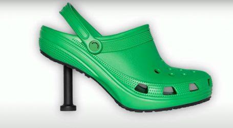 Modna kuća Balenciaga ostvarila suradnju s poznatim brendom Crocs