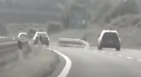 Dvadesetogodišnjak na autocesti vozio 254 km na sat