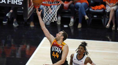 NBA: Vrlo dobra partija Bogdanovića, a Zubac skakački raspoložen