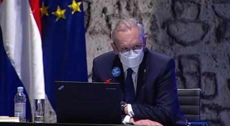"""Ministar Božinović: """"Zbog ponašanja navijača u Zadru idu kazne klubu i organizatoru"""""""
